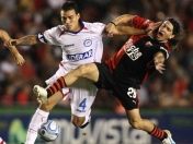 Colon 0 - Argentinos Juniors 1