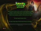 Games with Gold - Juegos gratis Xbox 360