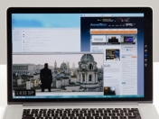 Windows 8 corriendo en una MacBook Pro Retina Display