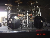 Scott Travis Baterista de Judas Priest