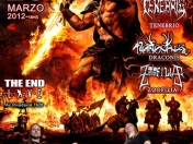 Amon Amarth - Argentina [26.03.2012] The End