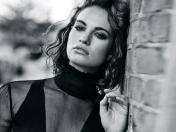 Lily James - Photoshoot HQ (For the Edit 2015)