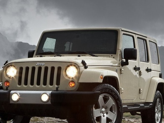 la historia del jeep wrangler taringa. Black Bedroom Furniture Sets. Home Design Ideas