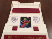 Restauración Froggy Family Game