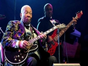 BB King - I like to live the love - En vivo África 1974