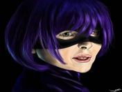 Hit-Girl [Dibujo digital + Speedpainting]