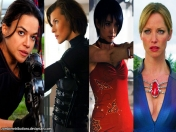 Resident Evil Retribution Wallpaper