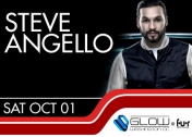 Set: Steve Angello @ Club Glow,Washington DC,USA 1-10-11