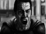 Man of Steel [Dibujo digital + Speedpainting]