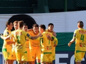Banfield 2 - 3 Defensa y Justicia