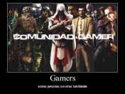 en honor a los gamers
