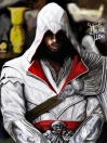 Assassin's Creed Dibujo Digital por Elenard_