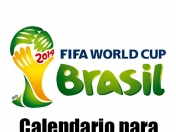 ★ Agrega el calendario de Brasil 2014 en iOS