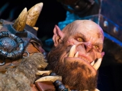 Algunas imagenes de Warcraft the movie