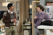 Raj, The Big Bang Theory, el Post que se merece