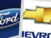 Ford vs Chevrolet, Chevrolet vs Ford