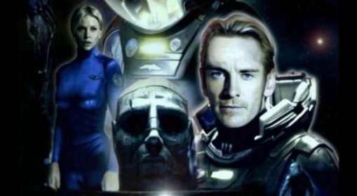 Prometheus, de Ridley Scott published in TV, películas y series