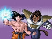 24 Wallpapers Dragon Ball Z / Gt Para tu Motorola Milestone