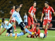 Racing desciende a la B