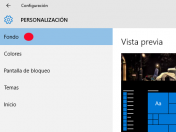 Windows 10 como personalizar tu escritorio