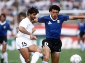 Argentina 1 - 0 Uruguay | Round of 16 - FIFA World Cup 1986