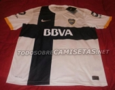 Posible camiseta suplente de Boca Juniors