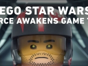 Lego Star Wars The Force Awakens: Trailer y anuncio!!