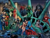 Nace DC Entertainment. Reestructuración DC Comics: