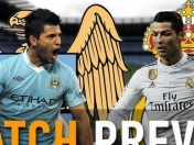Partidazo!!Manchester City 0 vs Real Madrid 0(final)