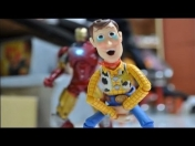 Stop motion increible