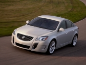 Buick GS Regal 2012