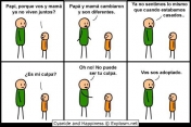 Tiras cómicas de Cyanide and Happiness, entra y reite