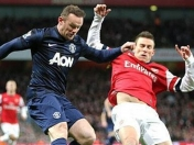 Arsenal vs Manchester United  choque electrizante por espn