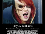Motivaciones de Hayley Williams