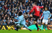 Manchester City 2 - Manchester United 3 | Premier League