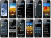HCTRom v6.1 Android 4.1.2 Jelly Bean  para el Galaxy S2