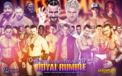 Cartelera Royal Rumble 2012