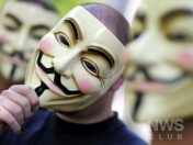 Anonymous libero la musica de sony music