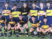 Boca Juniors Campeon 1998