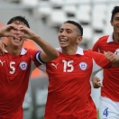 Chile gana y pasa a hexagonal
