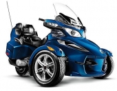 Can Am Spyder RT: más que exclusivo