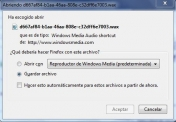 Escuchar radios online por Windows Media Player