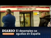 Récord de desempleo en la eurozona. video
