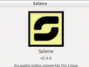 Convierte Audio y Video con Selene