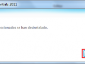 Como Desinstalar Windows Live Messenger 2011.
