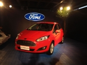 Test Nuevo Ford Fiesta Kinetic Design