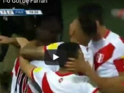 Peru vs Paraguay 1-0 #PrayforPeru eliminatorias