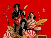 The White Stripes–Live Under the Lights of the Rising Sun