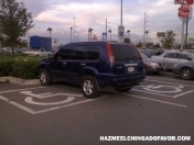 (FAIL) Si no podes estacionar...