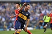 Boca se tomó revancha de Independiente